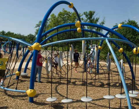 The Parklands of Floyds Fork – Creekside Playground + Sprayground
