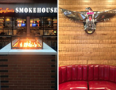 Guy Fieri's Smokehouse
